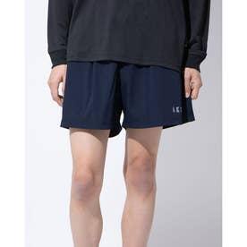 バスケットボール ハーフパンツ SHORT WIDE PANTS 220-006002 (ネイビー)