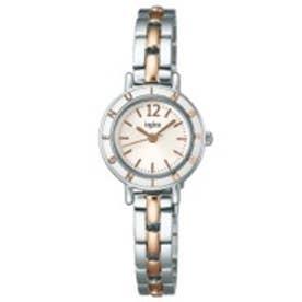 SEIKO ingenu  カラフルリングブレスレット クオーツ 国産 腕時計 レディース AHJK426
