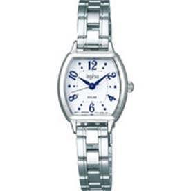 SEIKO アンジェーヌ ソーラー 腕時計 レディース
