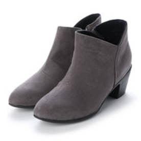 ブーツ (チャコール)
