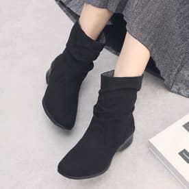 防水ほかほかブーツ (ブラック)