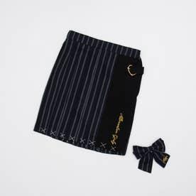 フレッシャーズスカート&りぼんタイセット (ネイビーブルー)