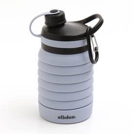オールオルン折りたためる水筒 (グレー)