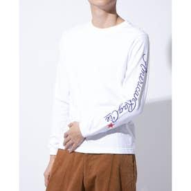シャツL/S (ホワイト)