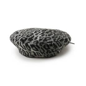 ダブルフェイスベレー帽 (グレー)