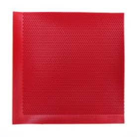 卓球 ラバー(表ソフト) ヘキサーピップス 厚さ:2.1/赤 112272
