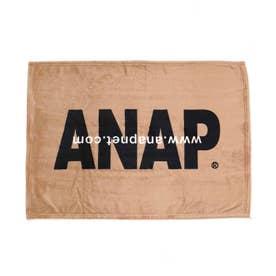 ANAPロゴブランケット(ベージュ)