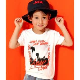 【ANAPKIDS】グラフィティフォトプリントTシャツ (ホワイト(001))