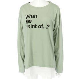 プリントロンT+Tシャツセット(グリーン)
