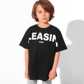 オーガニックTシャツ+レギンスSET(ブラック)