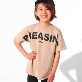 オーガニックTシャツ+レギンスSET(ベージュ)