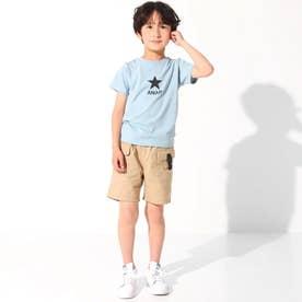制菌スタープリントTシャツ(ブルー)