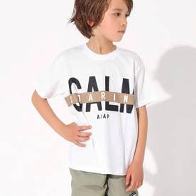 制菌プリントビッグTシャツ(ホワイト)