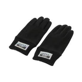 ホログラムチケット付手袋(ブラック)