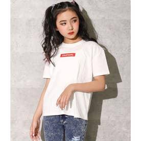 ポケット付&ボックスロゴTシャツ2枚セット(レッド)