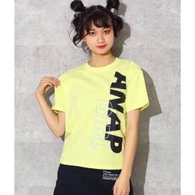 ビッグタテロゴTシャツ(イエロー)
