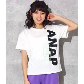 ビッグタテロゴTシャツ(ホワイト)