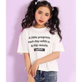 メッセージTシャツ(ホワイト)