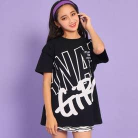 ビッグロゴTシャツ(ブラック)