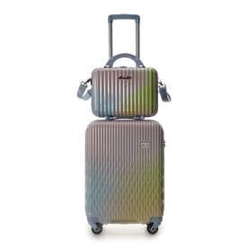 &シュエット スーツケース≪Lunalux≫ 小 マルチカラー