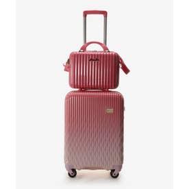 ★スーツケース≪Lunalux≫ 小 (ピンク)