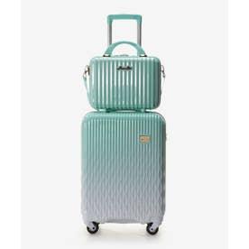 スーツケース≪Lunalux≫ 小 (ミント)