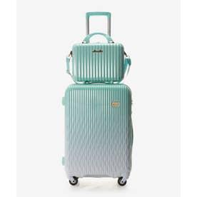 スーツケース≪Lunalux≫ 中 (ミント)