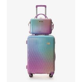 ★スーツケース≪Lunalux≫ 中 (ブルーパープル)