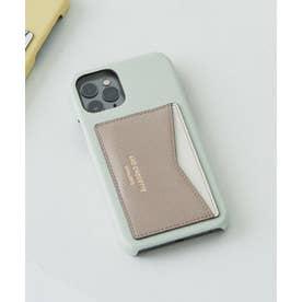 カラーパレットiPhone12ケース (ミント)
