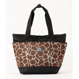 MEI Giraffe3PCK トートバッグ (ブラウン系5)