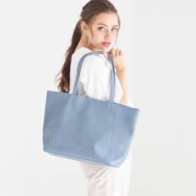 プラティコA4トートバッグ (L.BLUE)