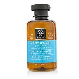 シャンプー 250ml モイスチャライジング シャンプー ヒアルロン酸&アロエ (全ての髪質用)
