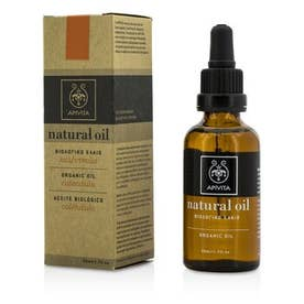 美容液 50ml ナチュラルオイル - カレンデュラオーガニックオイル