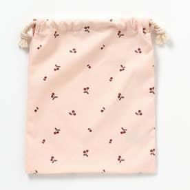 バラエティ巾着(M) (ピンク)