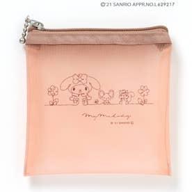 サンリオキャラクターズひとやすみポーチ (ピンク)