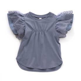アクアリウムTシャツ (ネイビーブルー)