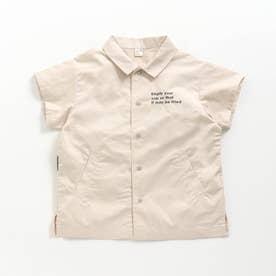 バッグ付きシャツ (アイボリー)