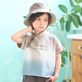 タイダイTシャツ (ブラウン)