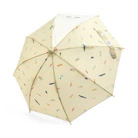 乗り物柄傘 (イエロー)