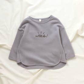 アソート柄Tシャツ (サックス)