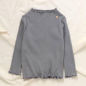 メロウリブTシャツ (ブルー)