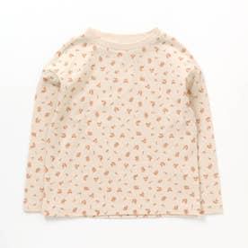 4色総柄Tシャツ (花柄)