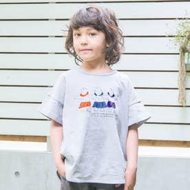 3柄温度で色変わるTシャツ (サックス)