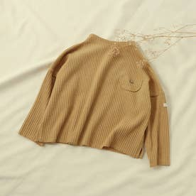 WEB限定  リブTシャツ (イエロー)