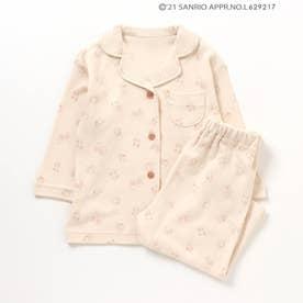 サンリオキャラクターズなかよしパジャマ_10分丈 (ピンク)