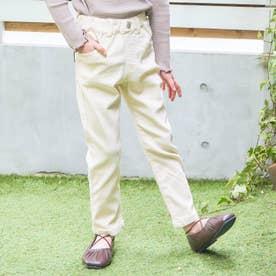 カラフルツイル/7days Style pants_10分丈  10分丈 (アイボリー)