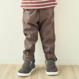 カラフルツイル/7days Style pants_10分丈  10分丈 (ブラウン)