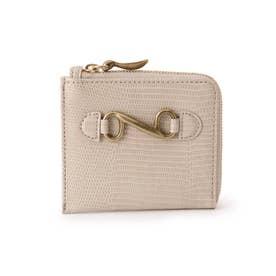 TOFF&LOADSTONE 薄型ミニ財布 (ライトベージュ)