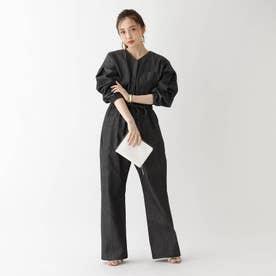 RITA JEANS TOKYO デニムジャンプスーツ (ブラック)