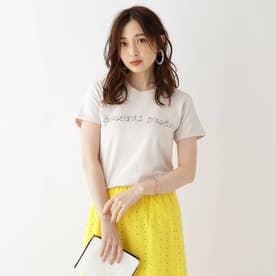 beautiful people スビンピマジャージーネオンTシャツ (ホワイト)